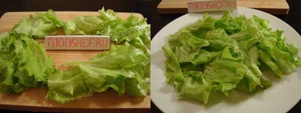 салат из тунца консервированного слоями