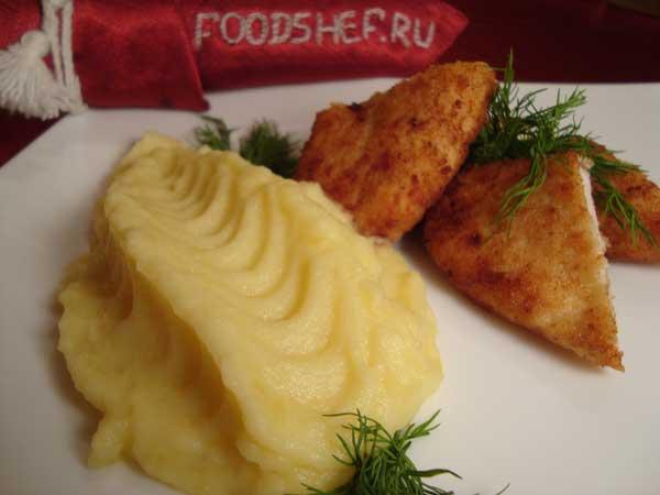 готовое картофельное пюре