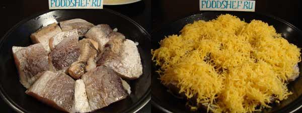 рецепт рыбы запеченной в духовке