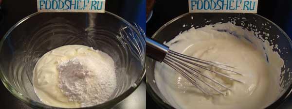 пирог сметанник рецепт с фото