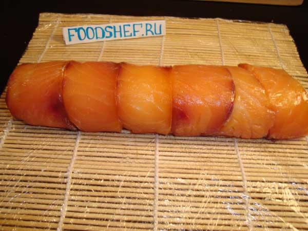 Суши в домашних условиях пошаговый рецепт без нори