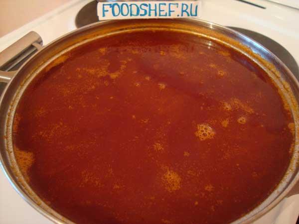варим суп
