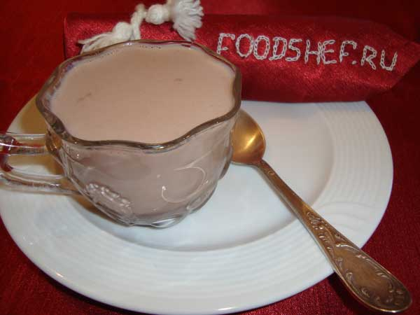 как варить какао