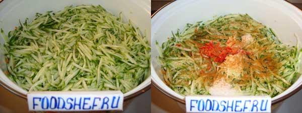 маринуем овощи