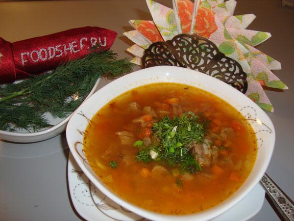 суп харчо как готовить пошаговые рецепты