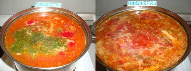 Рассольник рецепт классический с курицей пошаговый рецепт с в
