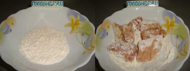 Жарим рыбу на сковороде рецепт с фото 145