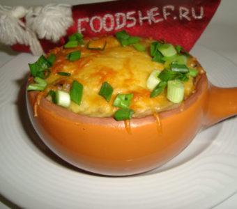 Жульен: рецепт классический с курицей и грибами в горшочках
