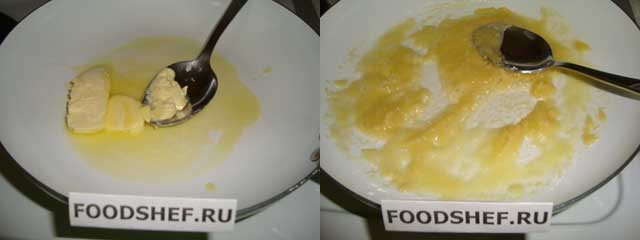 масло-сливочное-смешиваем-с-мукой