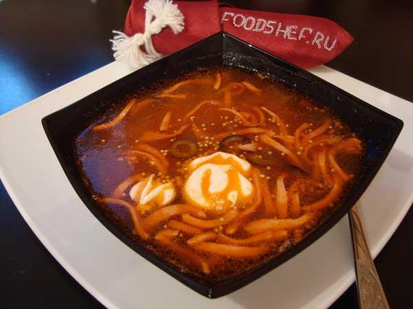 суп солянка рецепт