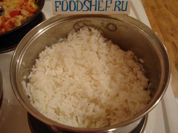 рис рассыпчатый в мультиварке