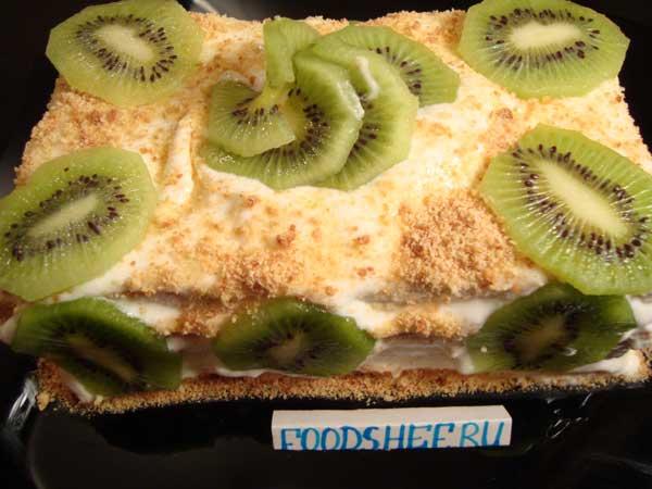 торт медовый рецепт с фото