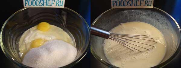сметанник рецепт с фото