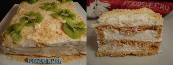 готовый торт