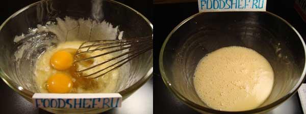 медовый торт рецепт простой