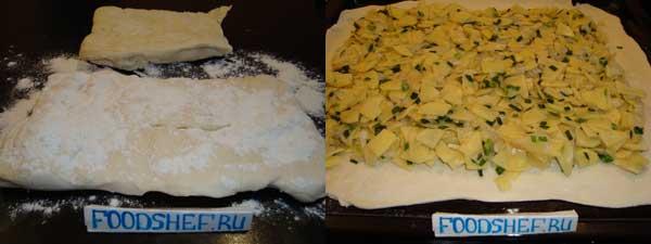 начинка для пирога из рыбы