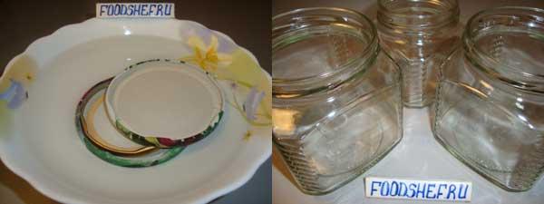 стерилизуем посуду
