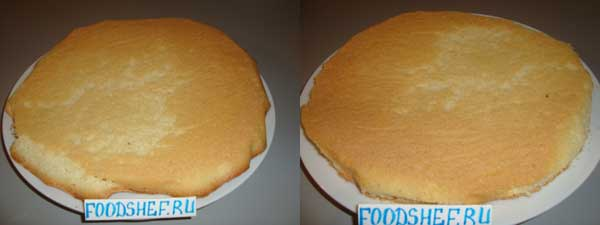 основа для торта
