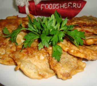 Как приготовить вкусные отбивные из куриной грудки в кляре